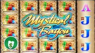 Mystical Bayou slot machine, short & sweet