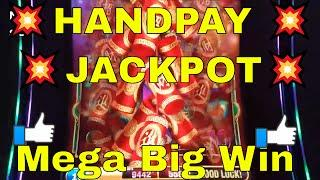 •HANDPAY JACKPOT• FU DAO LE Slot Bonuses ! Finally I Hit Progressive MAJOR Jackpot ! •MASSIVE WIN•