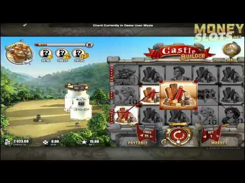 Castle Builder Video Slots Review | MoneySlots.net