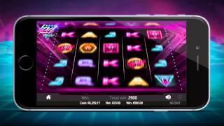 Neon Staxx Touch™ - NetEnt