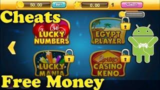 Lucky Keno Numbers Unlimited Money ( Android Gameplay )