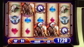 Great Eagle Returns Slot Machine ~ FREE SPIN BONUS! ~ BAY MILLS • DJ BIZICK'S SLOT CHANNEL