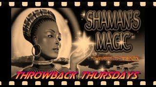 Aristocrat | Shaman's Magic Slot Bonus BIG WIN