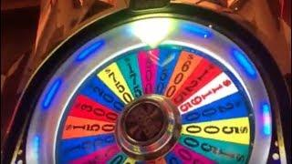 $1000 Win! How to win money!  Wheel of Fortune! Making Money in the Casino!