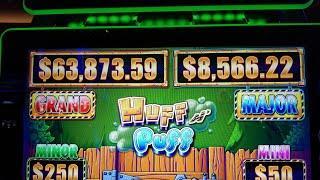 ᐅ New Huff N Puff Slot Machine Bonus Live Slots