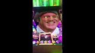 Willy Wonka Pure Imagination Oompa Loompa Slot Machine Bonus Compilation