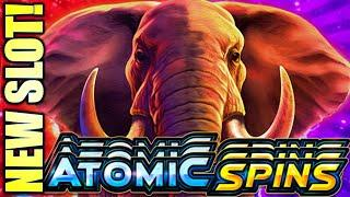 ⋆ Slots ⋆NEW SLOT!⋆ Slots ⋆ ATOMIC SPINS (ALPINE & SAFARI) BEAST MODE Slot Machine (Aristocrat)