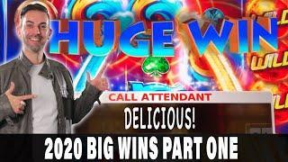 ★ Slots ★ BIGGEST WINS OF 2020 Part 1 ★ Slots ★ Huge Handpays ★ Slots ★ Big Bonuses ★ Slots ★ Gigant