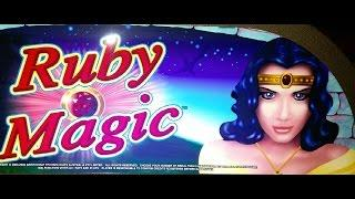 *TBT* NICE LINE HIT |  Aristocrat Ruby Magic(Oldie but Goodie)