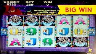 Jackpot Catcher Slot - 5 SYMBOL BONUS TRIGGER - Bonus Video: Jackpot Handpay!