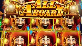 ⋆ Slots ⋆ALL ABOARD! THE THANKSGIVING TRAIN⋆ Slots ⋆ Free Spins | Live Play | Hold & Spin