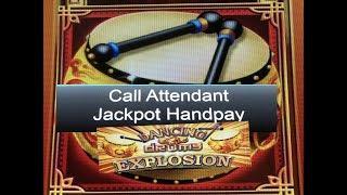 •JACKPOT !•DANCING DRUMS EXPLOSION Slot (SG) •GOLD DRUMS BONUSES & MAJOR HANDPAY•彡栗スロ