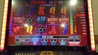 Big city 5's*Max Bet Bonus 30 free Spins*Big Win*