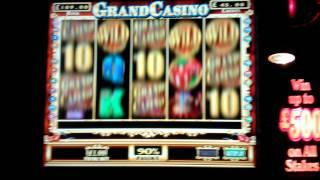 (Mega Row Series) A Grand Vs Barcrest Grand Casino Part 1