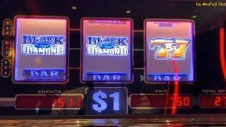 High Limit Slots Live - Black Diamond, Smokin 7s, Lightning Link - High Stakes @ San Manuel Casino