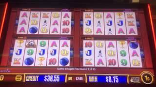 A LITTLE BIT OF EVERYTHING ~ With Some Bonuses Mixed In ~ Live Slot Play @ San Manuel