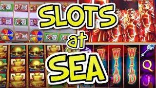 BIG FUN WINS at Carnival Imagination Cruise Casino * SLOTS * POKIES