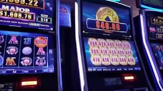 NEW GAME silk moon GRAND JACKPOT and mixed machines bonuses