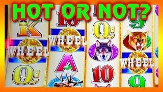 BUFFALO DIAMOND • • HOT? NEW ARISTOCRAT SLOT MACHINE DIAMOND • • LIVE PLAY AT THE CASINO