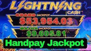 High Limit Lightning Link Slot Machine HANDPAY JACKPOT | High Limit Dragon Link Slot | Massive Win