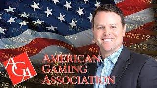 US Sports Betting Update from Chris Cylke of the AGA