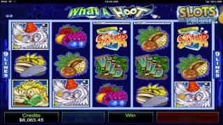 What a Hoot Mobile Slot