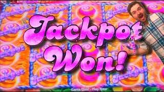 LEGEND OF THE FIRST SPIN DOUBLE!!! Sugar Jackpots • Rich Chocolate Respin & Sweet Stacks