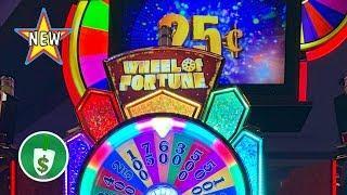 •️ New - Wheel of Fortune Gold Spin slot machine, bonus