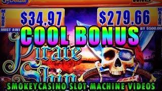 Pirate Ship Slot Machine Bonus - Super Win