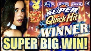 •SUPER QUICK HIT! HUGE BIG WIN!• $5.00 MAX BET PLAYBOY MIDNIGHT DIAMONDS Slot Machine (SG) REPOST