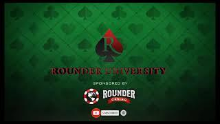 $1K/week to Play Cash Game Poker   Rounders After Dark Announcement