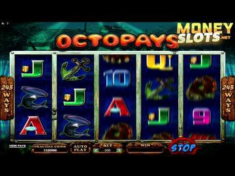 Octopays Video Slots Review | MoneySlots.net