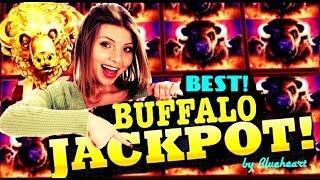 • DREAM COME TRUE • 100+ SPINS! BUFFALO GOLD slot machine MASSIVE JACKPOT