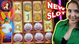 $25/BET on NEW Jinse Dao Slot Machine | Vegas 2019!