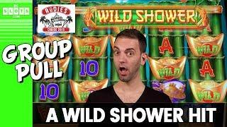 • Wowza! WILD Shower Hit • Group Pull @ Rudies Cruise • BCSlots (S. 17 • Ep. 4)