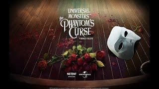 The Phantom's Curse Slot with Pick & Click Bonus and Free Spins