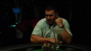 PCA 2010: Spencer Benjafield - amfAR Charity Tournament Champion  PokerStars.com