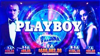 ++NEW Playboy Don't Stop the Party with Pitbull slot machine, #G2E2015, Bally SG