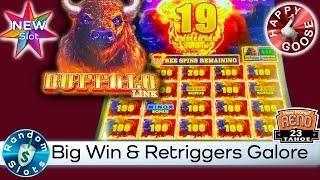 ⋆ Slots ⋆️ New ⋆ Slots ⋆ Buffalo Link Slot Machine Big Win Before Nice Dinner