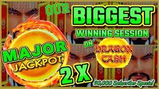 HIGH LIMIT Dragon Link Golden Century MASSIVE HANDPAY JACKPOTS ⋆ Slots ⋆OVER $20K WIN W/ (2) MAJOR J