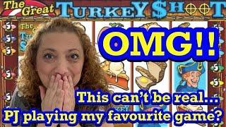 Turkey Shoot at El Cortez