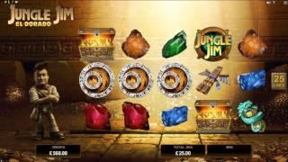 Jungle Jim El Dorado Game Promo Video