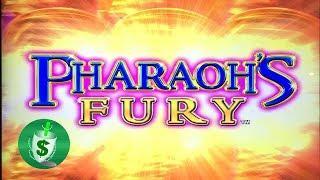 ++NEW Pharaoh's Fury slot machine, 5 Bonuses