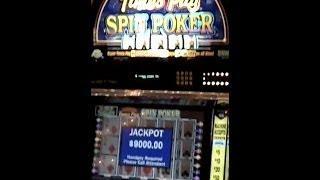 Multiple Hand-paid Jackpots@ Caesars Palace Las Vegas