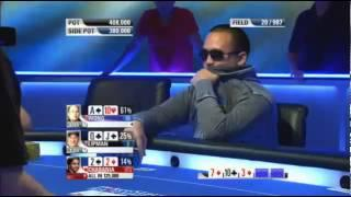Amateur  Makes Sick Bluff!