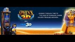 *NEW* Sphinx 3d bonuses and line hits