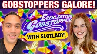 ★ Slots ★ SLOTLADY & KING JASON TAKE ON WILLY WONKA EVERLASTING GOBSTOPPERS!!! ★ Slots ★ ★ Slots ★ ★