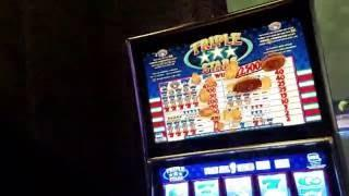 """**HIGH LIMIT HAND PAY** TRIPLE STAR JFK PULLING MORE HAND PAYS!! """"FLIPPIN N DIPPIN FULL EFFECT""""!!"""