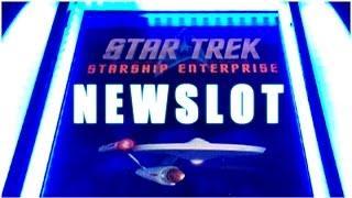 Live Play* STAR TREK, STARSHIP ENTERPRISE Slot Machine ~ BONUSES