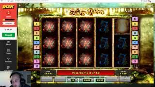 Fairy Queen - Huge Win - Retriggers • Craig's Slot Sessions